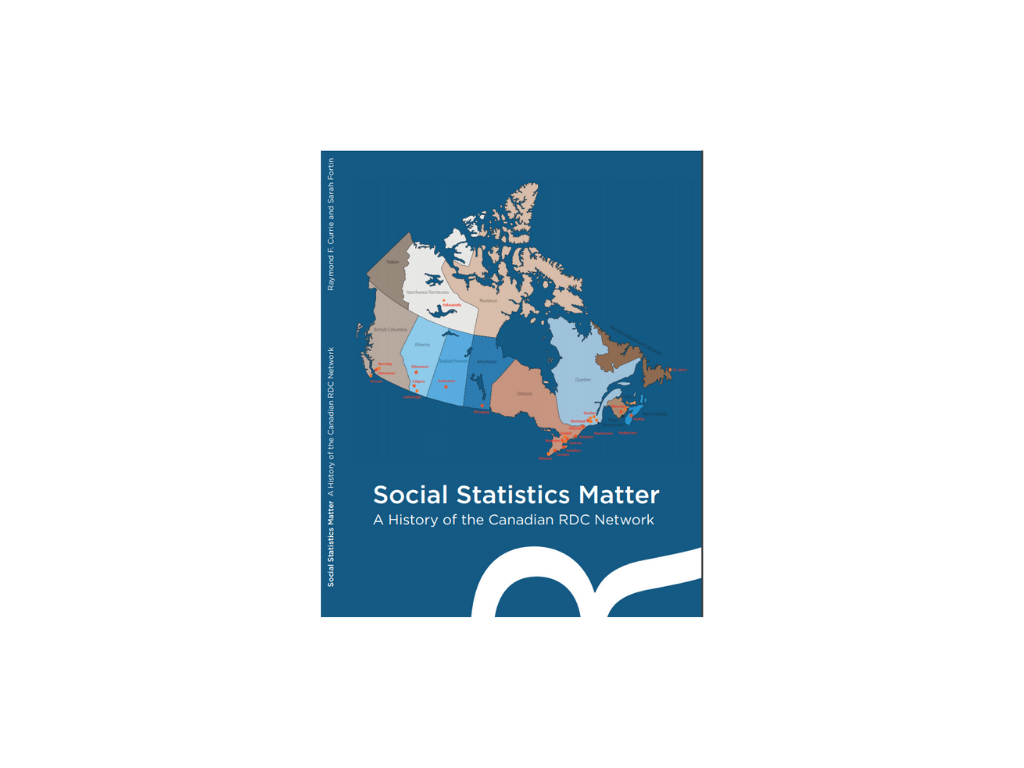 Social Statistics Matter: A History of the Canadian RDC Network book cover